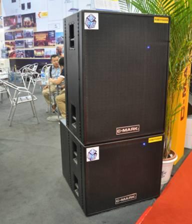 C-MARK超大功率网络数字有源音箱DG200A