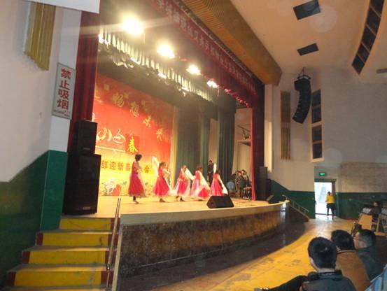 东营市胜利职业技术学院礼堂
