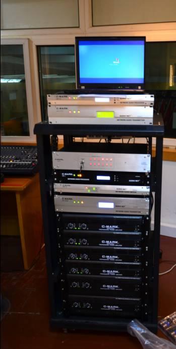 C-MARK网络音频传输器等性能卓越的设备