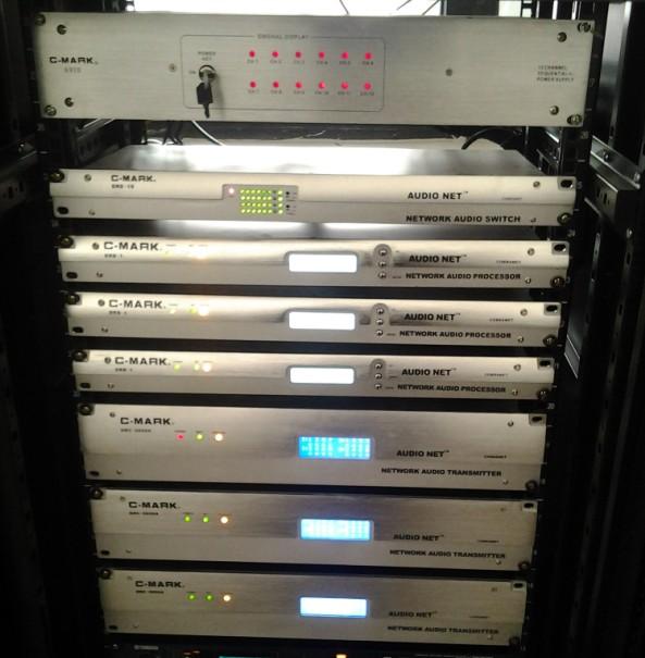 C-MARK  AUDIONET网络音频平台