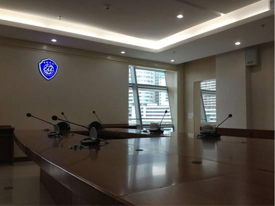 文锦渡口岸海关大楼会议室采用C-MARK专业音响设备