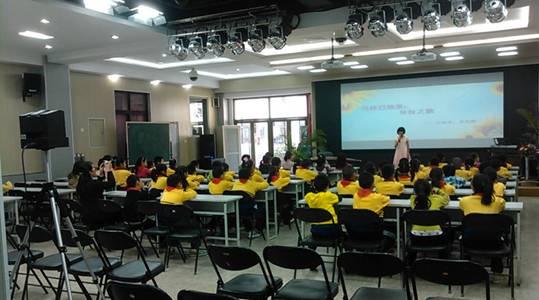 北京奋斗小学采用C-MARK数字音频设备