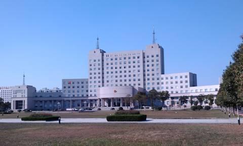 江苏盐城市盐都区政府大楼