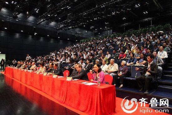 """""""十艺节""""举办首届剧院建设与综合运营高峰论坛"""