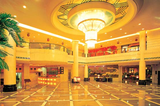 湖南株洲怡景华天大酒店