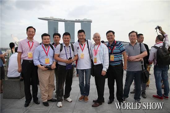 深圳市宝业恒实业发展有限公司副总经理王春宇先生(前排左一)应邀参与此次培训会