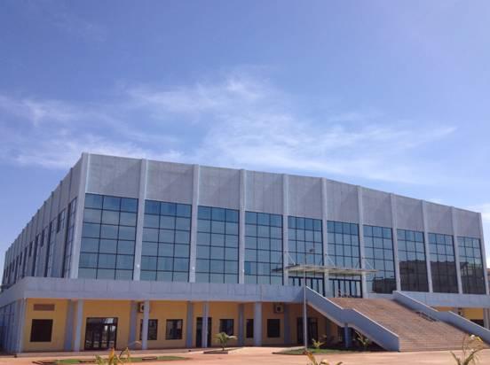 非洲马里共和国国家篮球馆