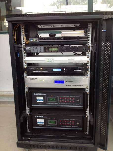 C-MARK网络音频平台性能极为卓越