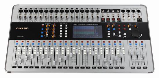 C-MARK CDM24数字调音台