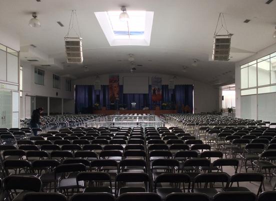 哥伦比亚Iglesia Cristiana Palabra de Vida教堂